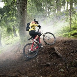 Mountainbiken mit eBike? Uphill Flow epowered by Bosch