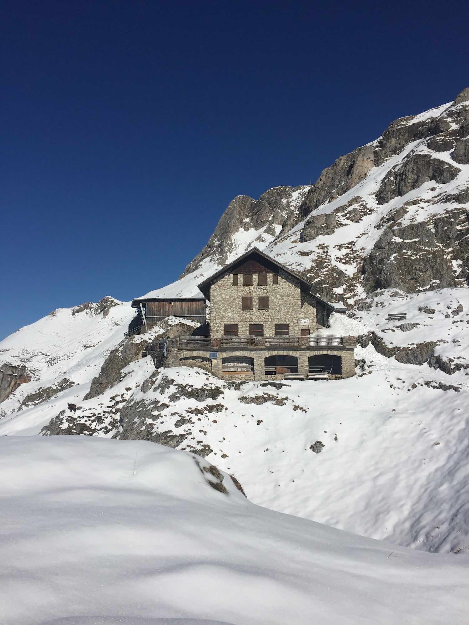 Bad Kissinger Hütte