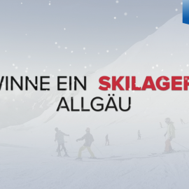 Young Alps verlost Skilager