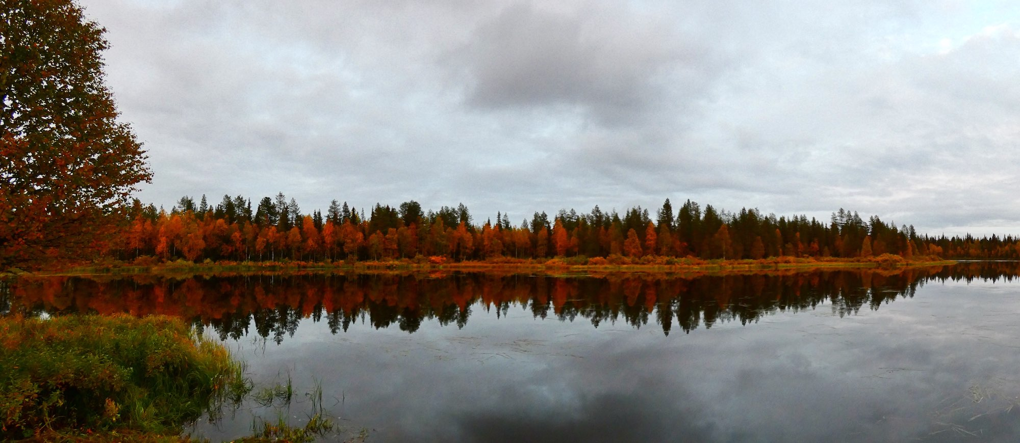 Indian Summer in Finnland