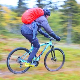 Mountainbiking in und um Ruka