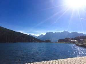 Am Lago di Misurina