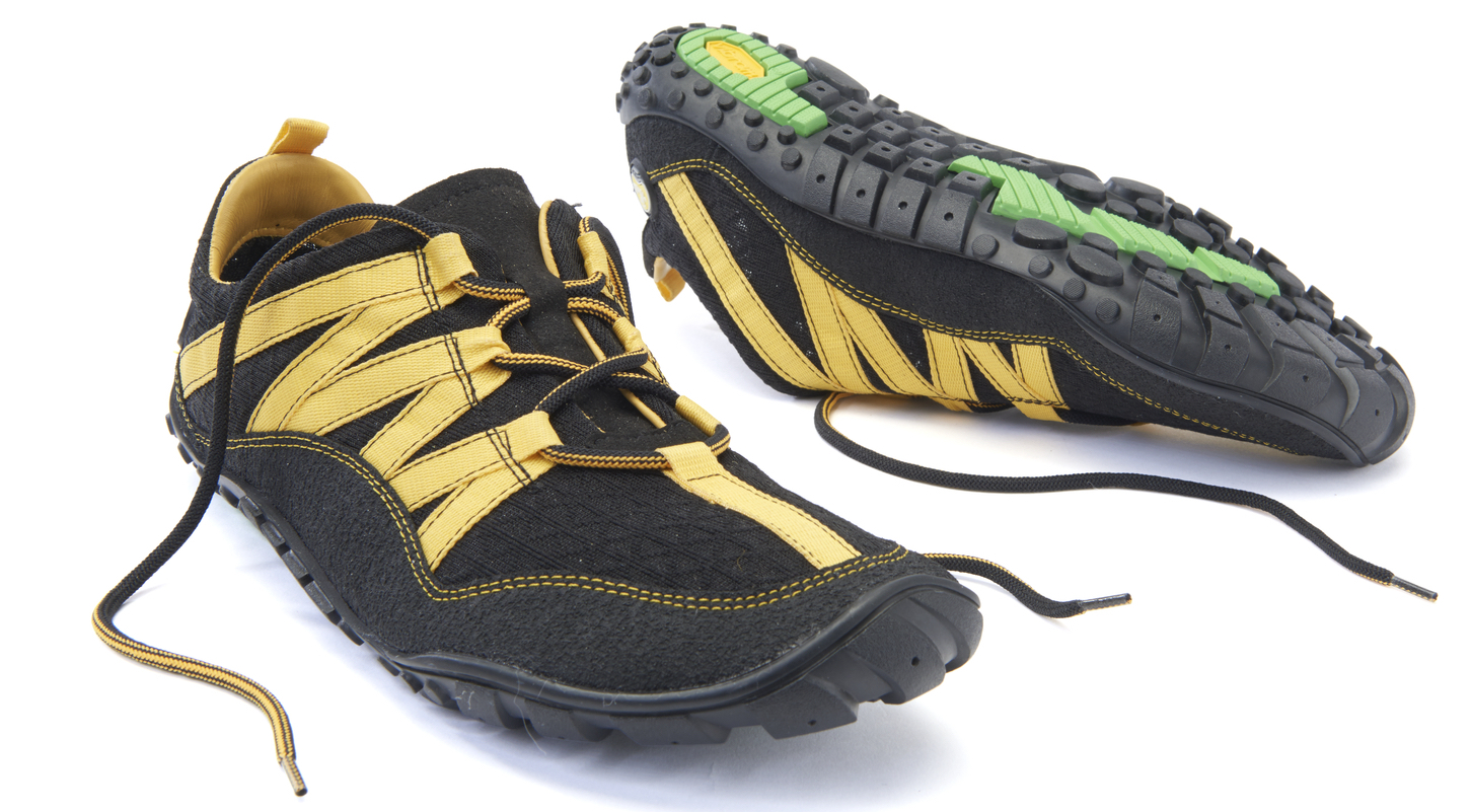 454fcafe9f5a33 Der Joe Nimble® Trailrunning Schuh nimbleToes Trail im Test